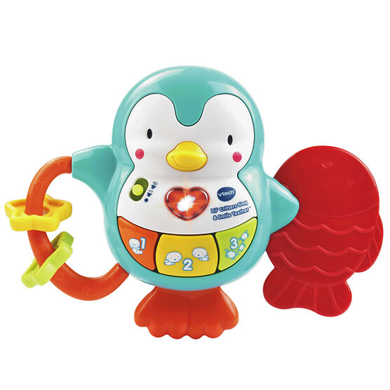 VTech Lil' Critters Sing & Smile Teether