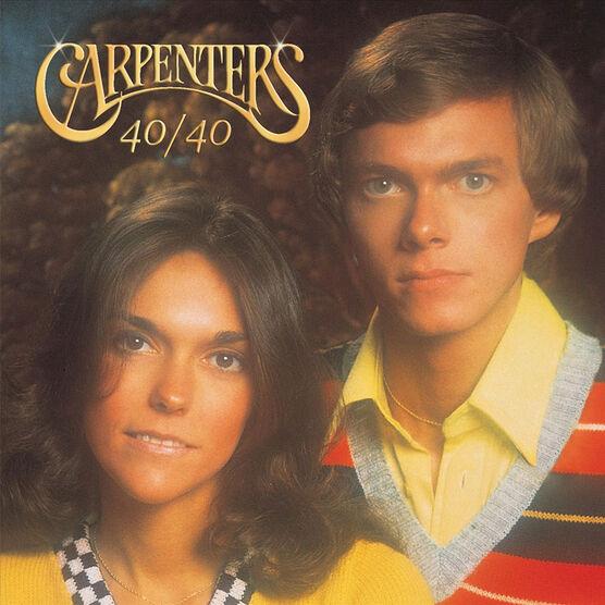 Carpenters - 40/40 - CD