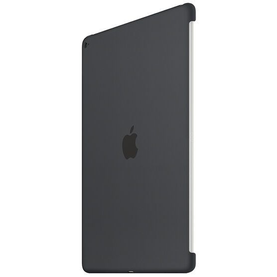 Apple Silicone Case for 12.9inch iPad Pro - Charcoal Grey - MK0D2ZM/A
