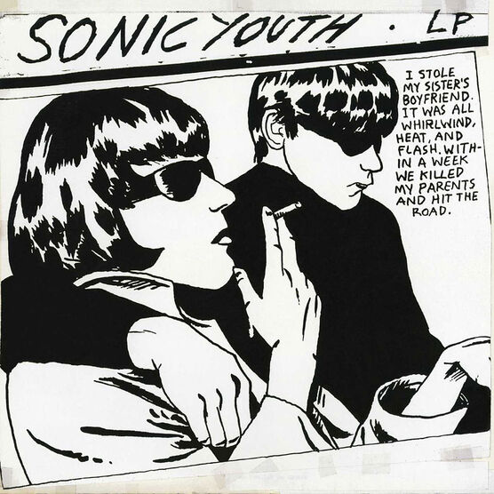 Sonic Youth - Goo - Vinyl