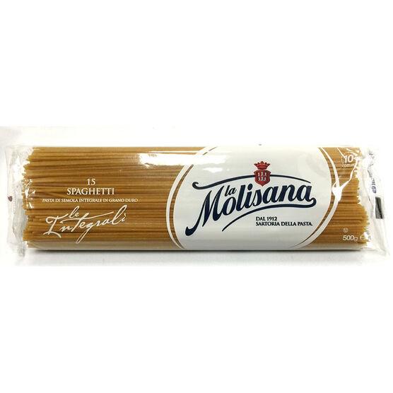 La Molisana Pasta - Whole Wheat Spaghetti - 500g