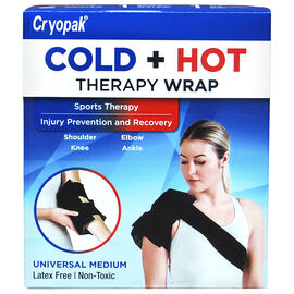 Cryopak Hot & Cold Therapy Universal Wrap - Medium - 87080