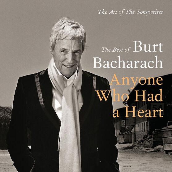 Burt Bacharach - Anyone Who Had a Heart