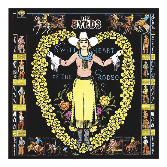 The Byrds - Sweetheart Of The Rodeo - 180g Vinyl
