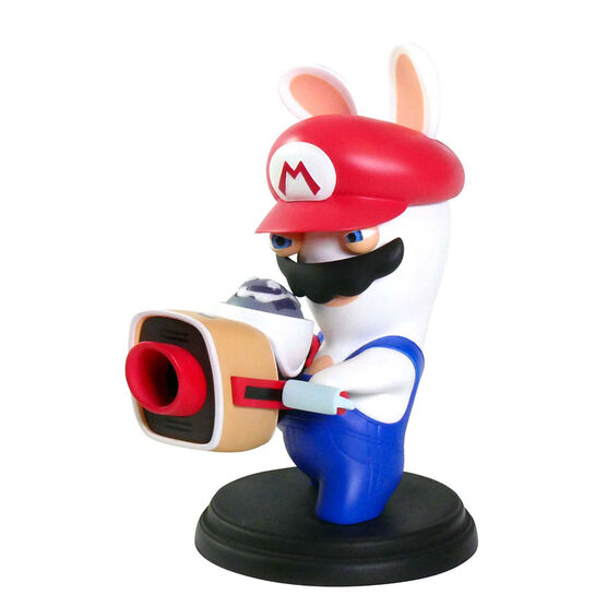Mario + Rabbids Kingdom Battle: Rabbid Mario Figurine - 6 Inch