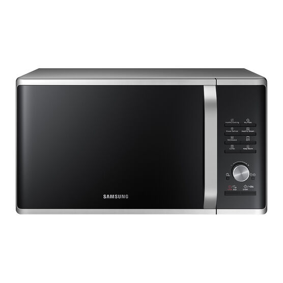 Samsung 1.1cu.ft. Microwave Oven - MS11J5023AC