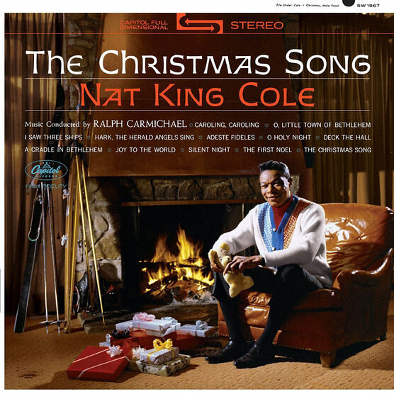 Nat King Cole - The Christmas Song - Vinyl