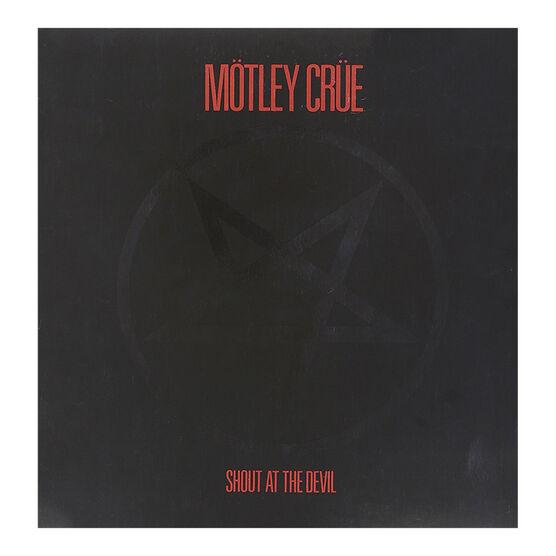 Motley Crue - Shout at the Devil - Vinyl