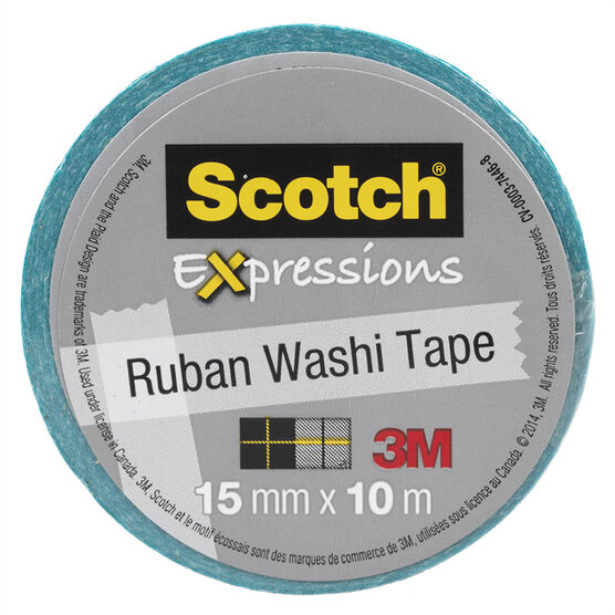 3M Scotch Expressions Washi Tape - Cracked