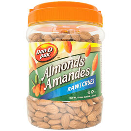 Dan-D-Pak Natural Almonds - 1kg
