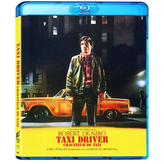 Taxi Driver: 40th Anniversary Edition - Blu-ray