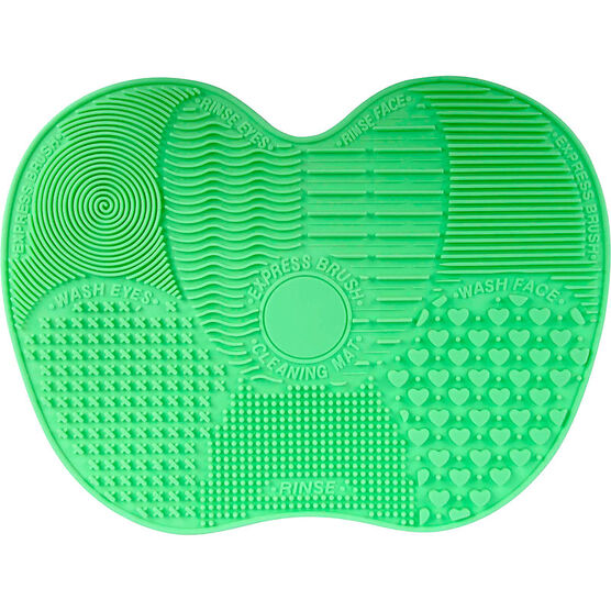 Perfect Solutions Makeup Brush Cleaning Mat - Assorted - KT9619LD17