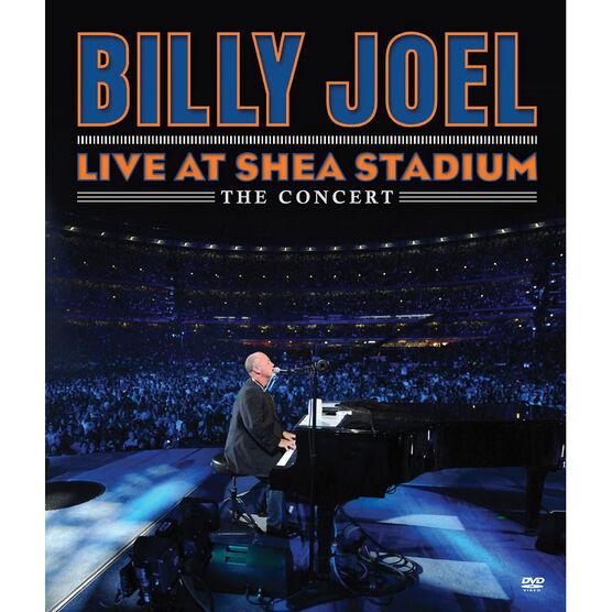 Billy Joel: Live at Shea Stadium - DVD