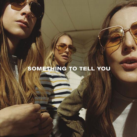 HAIM - Something to Tell You - 2 LP Vinyl