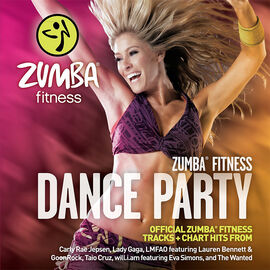 Various Artists - Zumba Fitness Dance Party - CD