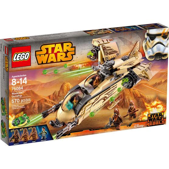 Lego Star Wars - Wookiee Gunship - 75084