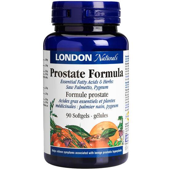 London Naturals Prostate Formula - 90's