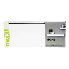 Nexxt Maine Picture Wall Ledge - White - 12in