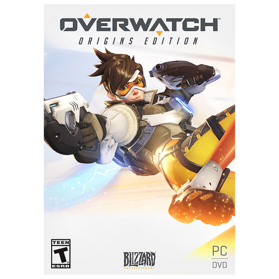 PC Overwatch: Origins Edition