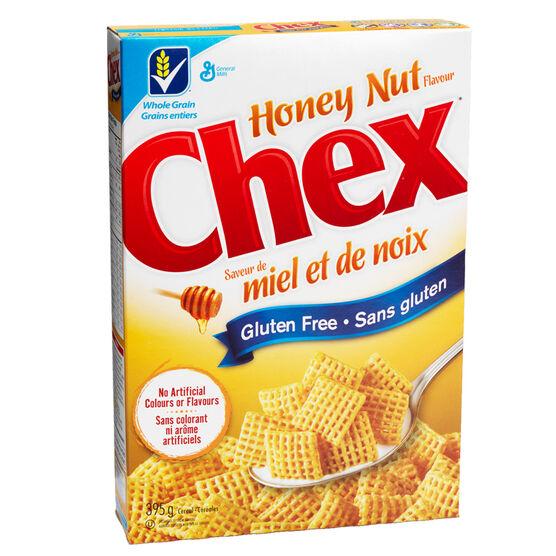 Chex Gluten Free Cereal - Honey Nut - 395g