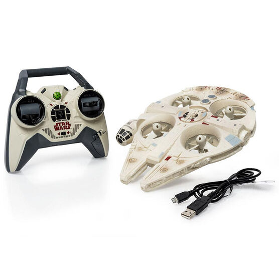 Air Hogs Star Wars Remote Control Falcon Quadcopter