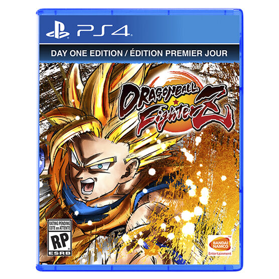 Pre Order: PS4 Dragon Ball FighterZ