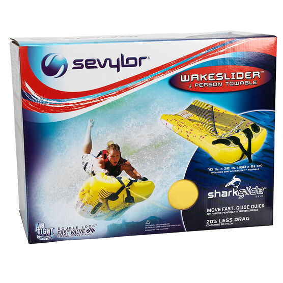 Sevylor Wakeslider Towable - 1 Person