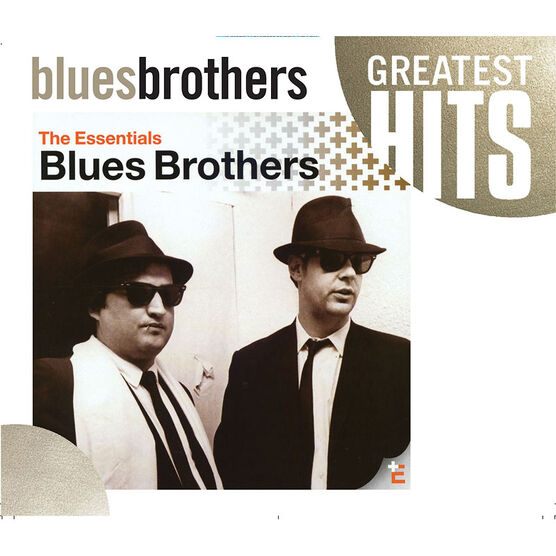 The Blues Brothers - The Essentials - CD