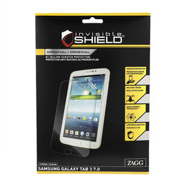 """Invisible Shield Screen Protector - Tab 3 7""""- IS-FTFSAMGALTAB37S"""