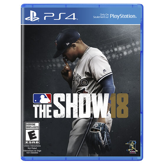 PRE ORDER: PS4 MLB The Show 18 - Standard Edition
