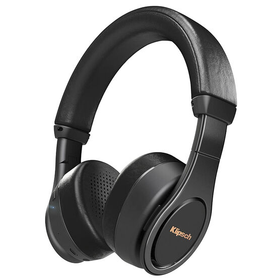 Klipsch Reference On-Ear Bluetooth Headphones - Black - REFONEARBT