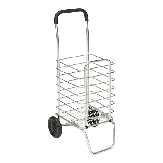 London Drugs Alumimum Shopping Cart - Max 25kg - Assorted