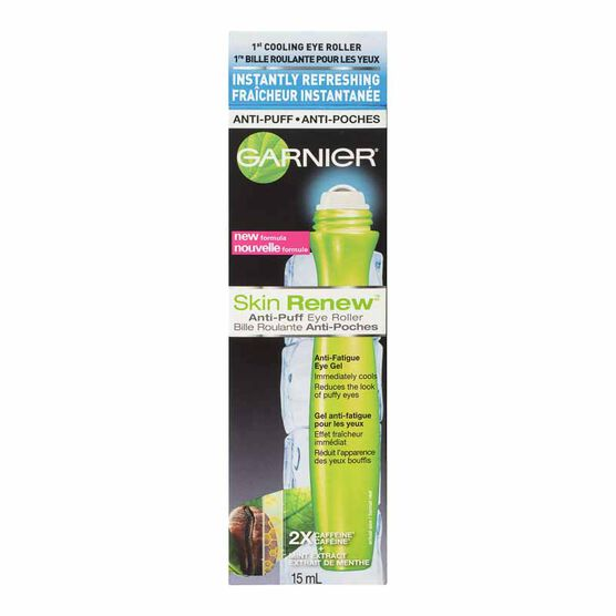 Garnier Nutritioniste Skin Renew Caffeine Eye Roll-On - 15ml