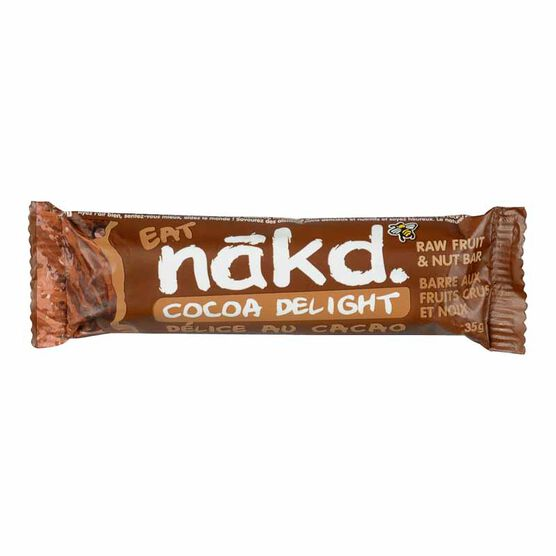 Eat Nakd Raw Fruit & Nut Bar - Cocoa Delight - 35g