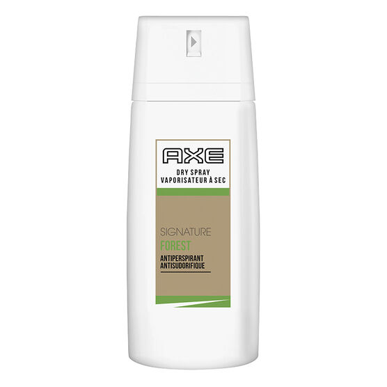 Axe White Label Dry Spray Anti-Perspirant - Forest - 107g