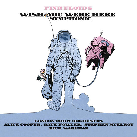 London Orion Orchestra - Pink Floyd's Wish You Were Here Symphonic - CD