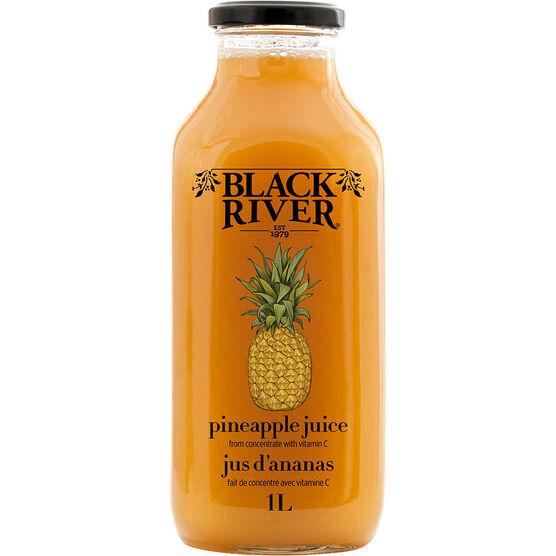 Black River Pineapple Juice - 1L