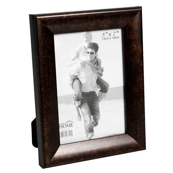 London Home Black Copper Frame - 5x7 inch