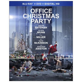 Office Christmas Party - Blu-ray