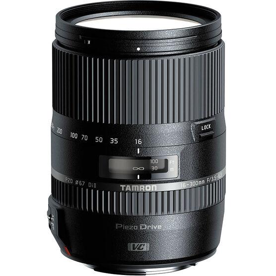 Tamron 16-300mm F3.5-6.3 Di II VC PZD Lens - Canon - 104B016E