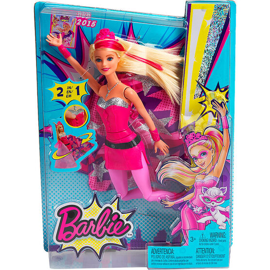 Barbie in Princess Power Transforming Super Sparkle Doll