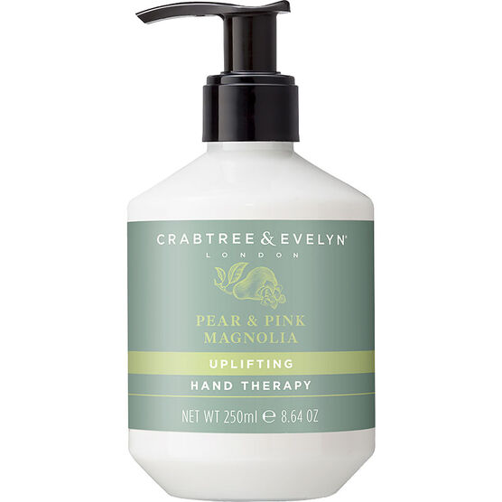 Crabtree & Evelyn Pear & Pink Magnolia Uplifting Hand Therapy - 250g