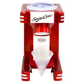 Nostalgia Snow Cone Maker - Red - RSM702