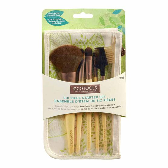 EcoTools 6 Piece Brush Set