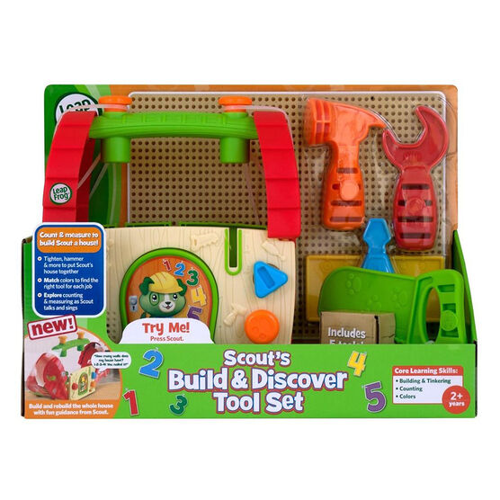 Leap Frog Scout's Tool Set