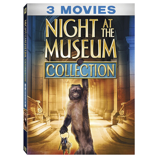 Night At The Museum 3-Movie Collection - DVD