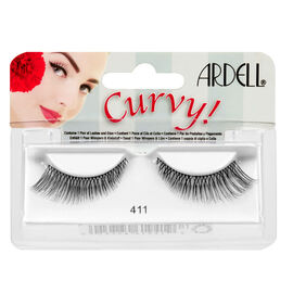 Ardell Curvy! Lashes - 411 - 1 pair