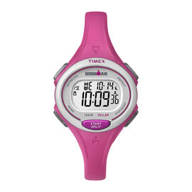 Timex Ironman 30 Lap Mid Size Watch - Pink - TW5K90300GP