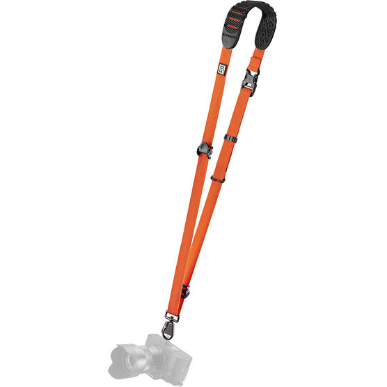 BlackRapid Cross Shot Breathe Camera Strap - Orange - BR361002