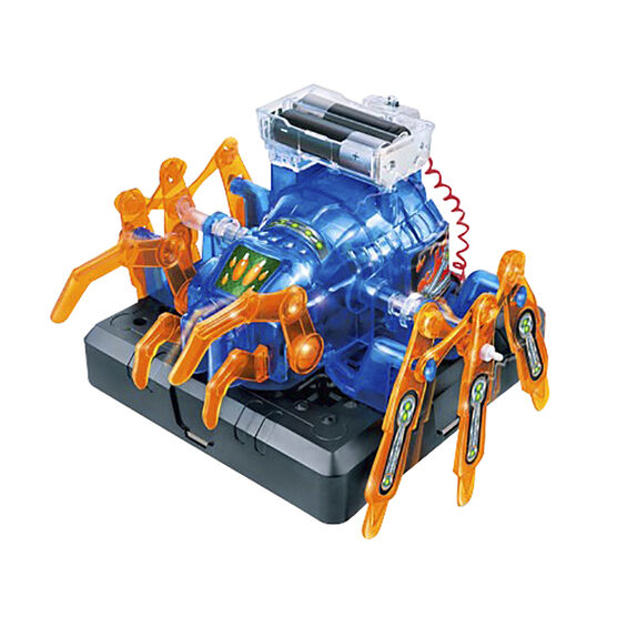 Connex Connects to the Next - Robotic Spider